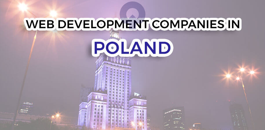 web development companies poland