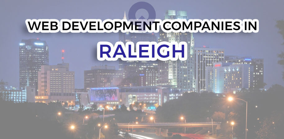 web development companies raleigh