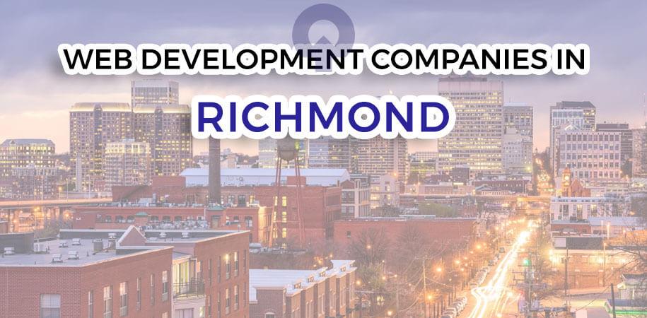 web development companies richmond