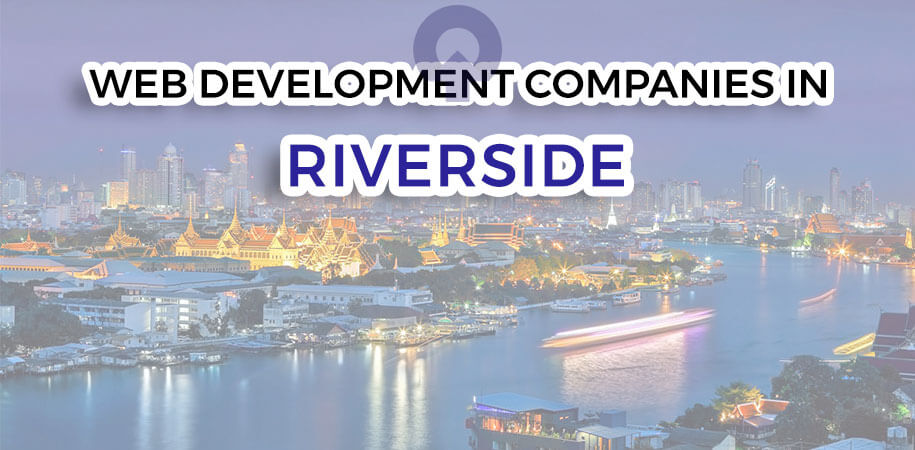 web development companies riverside