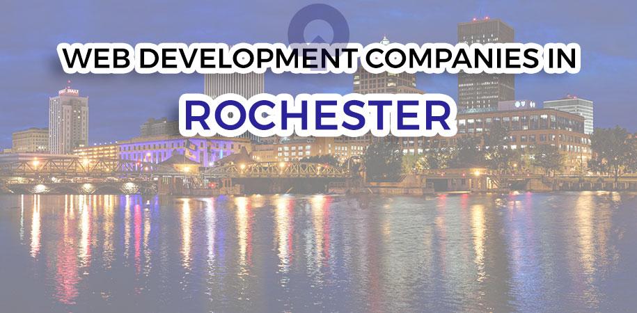 web development companies rochester