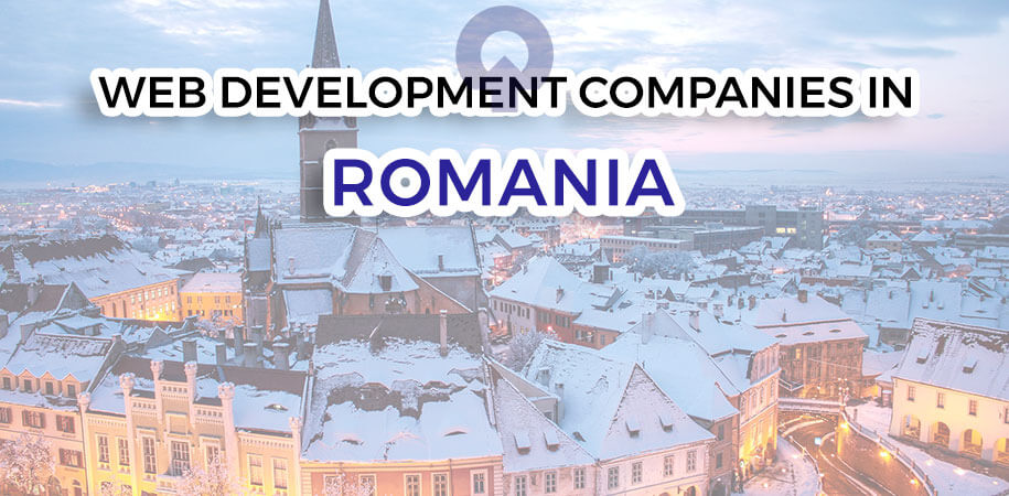 web development companies romania