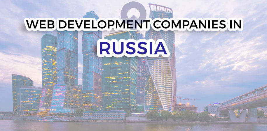 web development companies russia