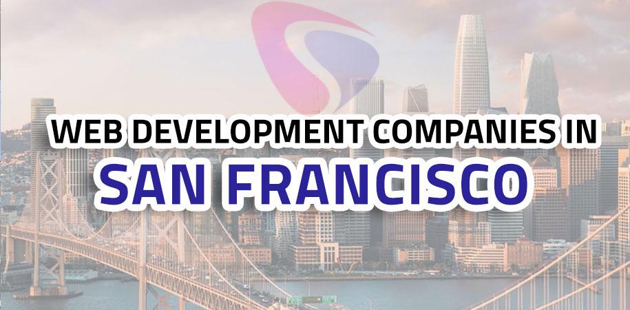 top web development companies san francisco