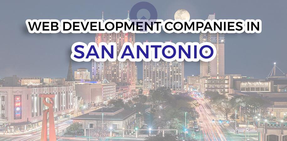 web development companies  san antonio