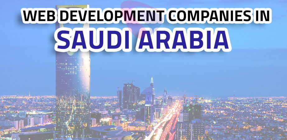 web development companies saudi arabia