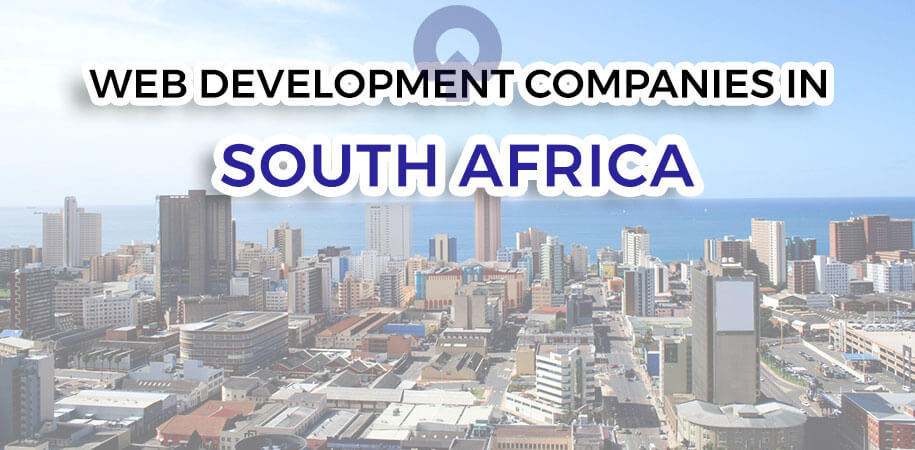 web development companies south africa