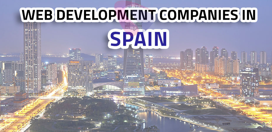 web development companies spain