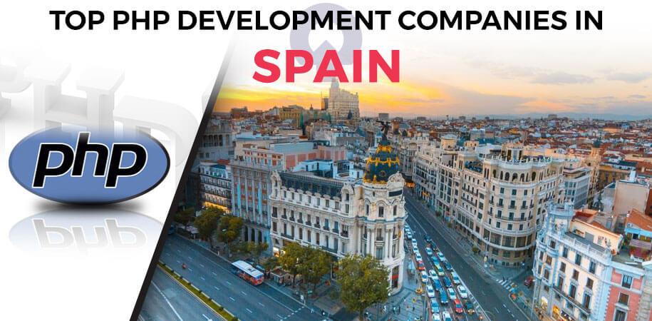 PHP Development Companies spain