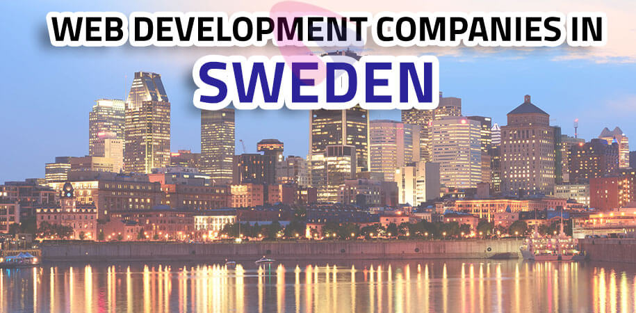 web development companies sweden