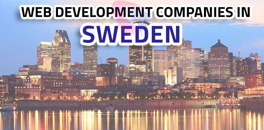 web development companies sweden