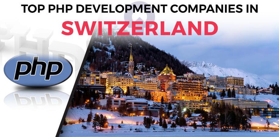PHP Development Companies switzerland