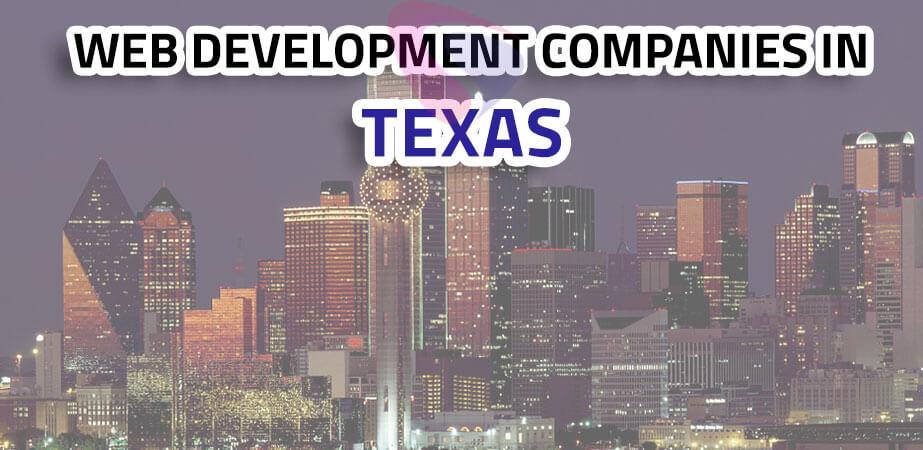 web development companies texas