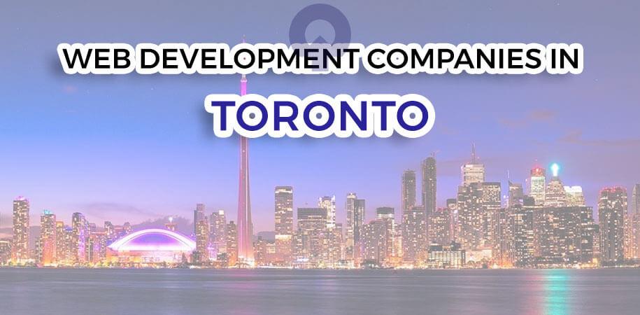 web development companies toronto