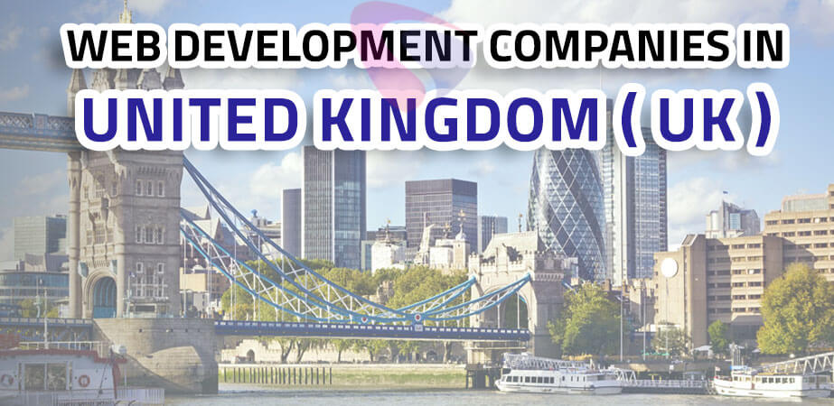 web development companies uk