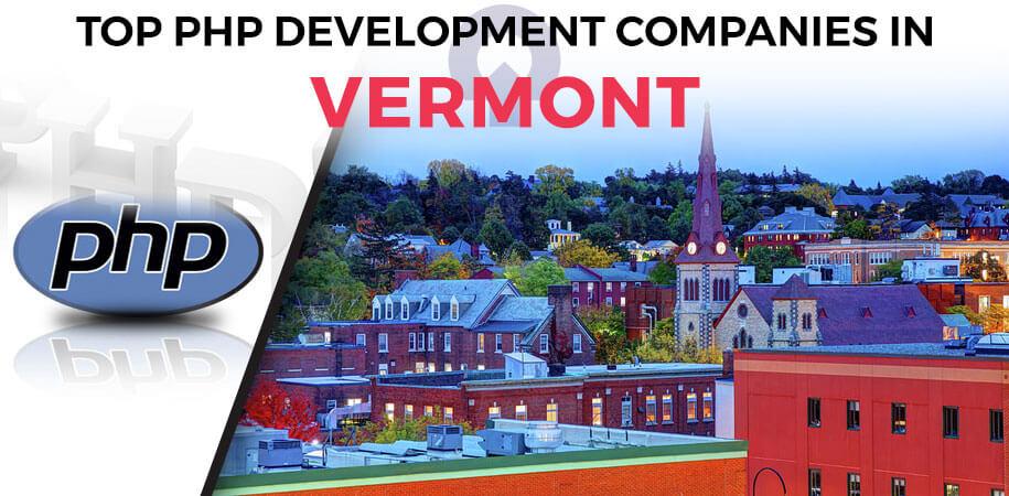 PHP Development Companies vermont
