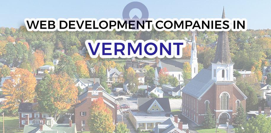 web development companies vermont