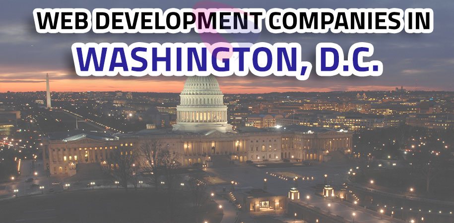 web development companies washington dc