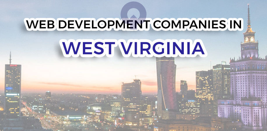 web development companies west virginia