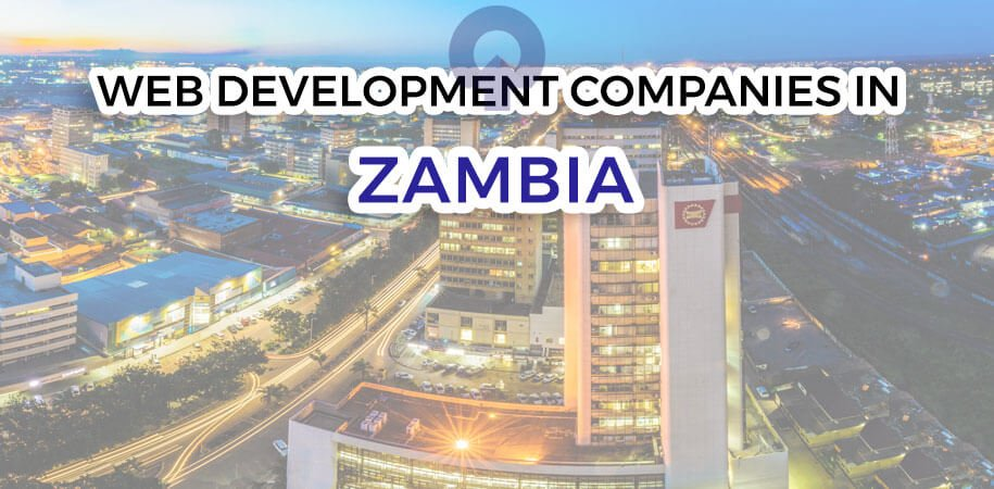 web development companies zambia