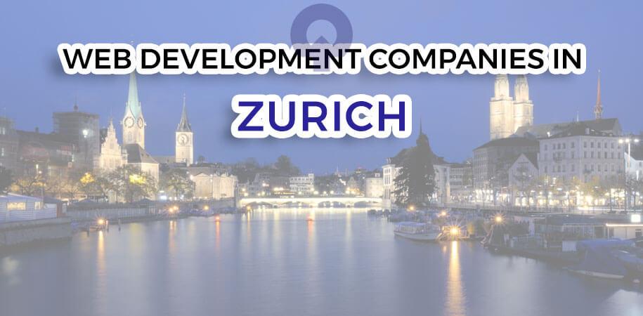 web development companies zurich