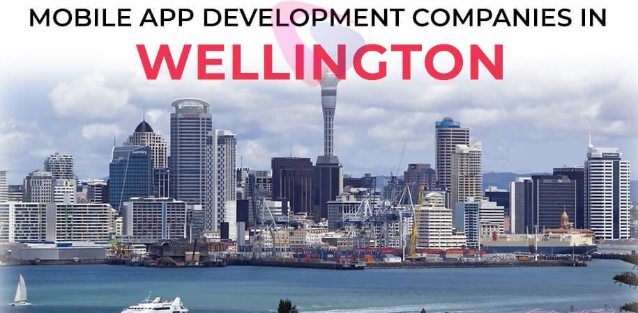mobile app development companies wellington
