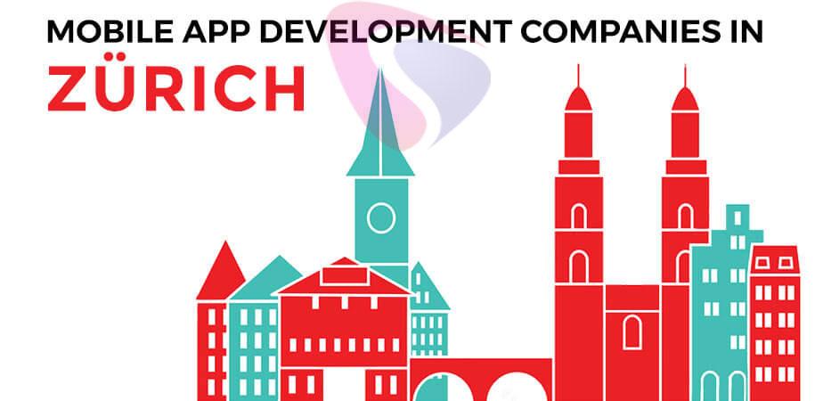 top app development companies zurich