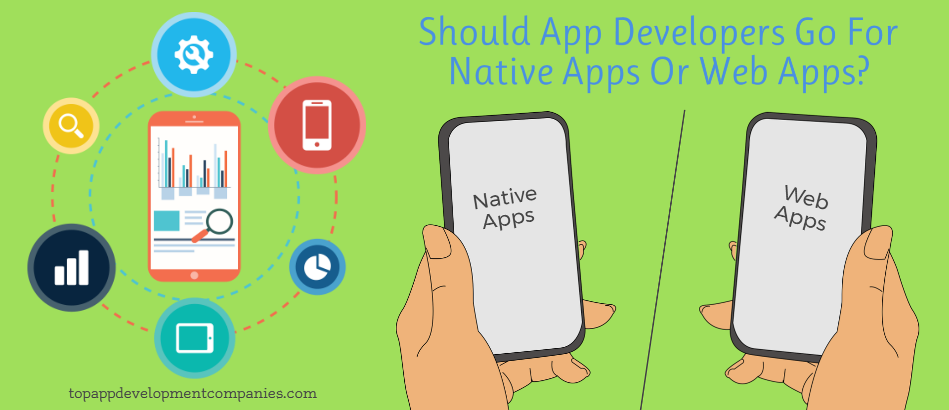 native apps or web apps