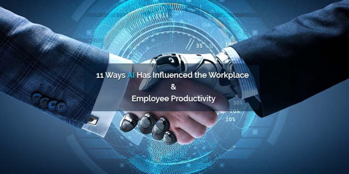 11 ways ai has changed traditional workplace and increased employee productivity