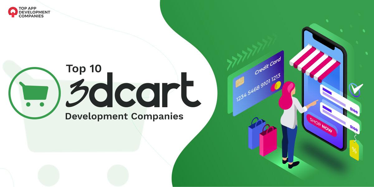 3dcart development companies