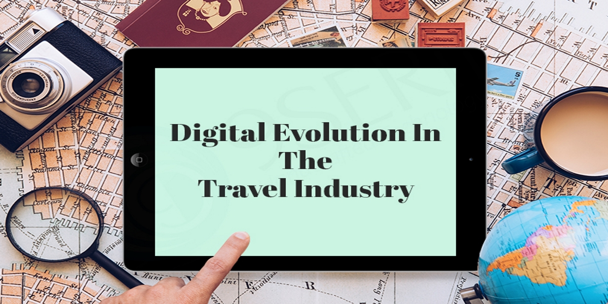 digital evolution in the travel industry