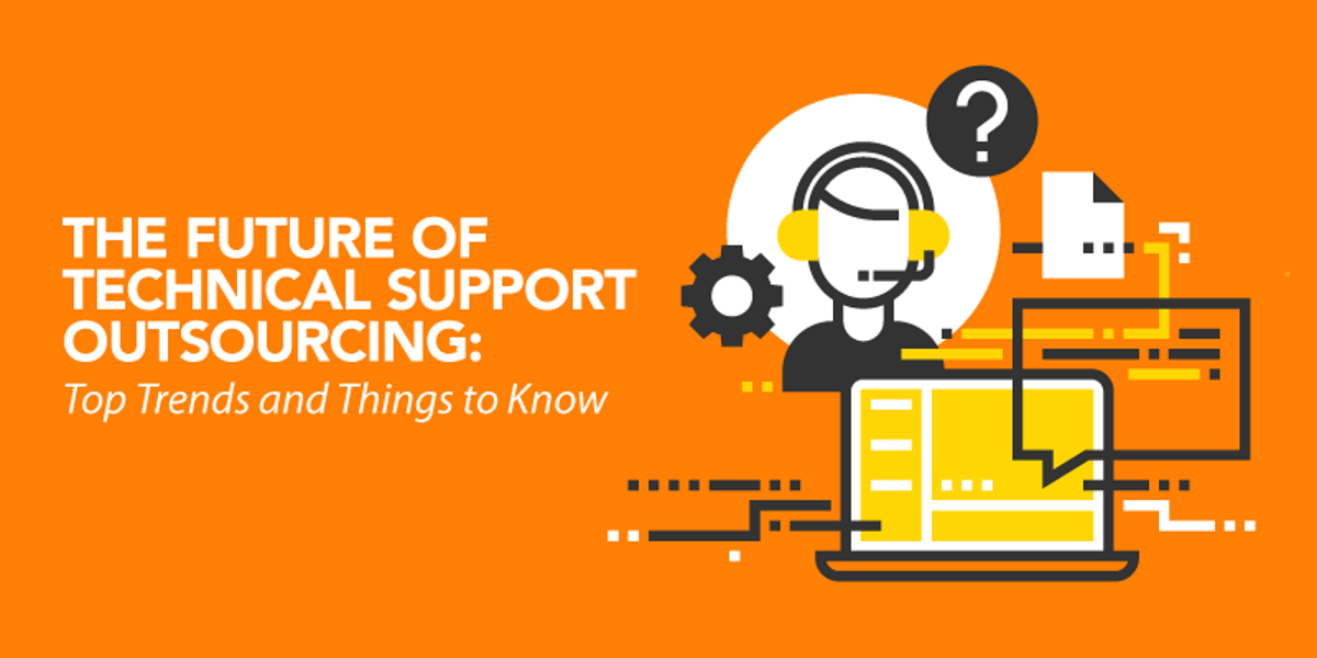 future of technical support outsourcing
