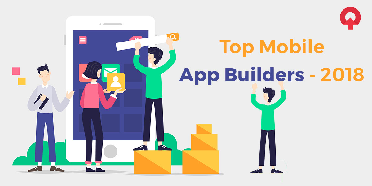 top mobile app builders
