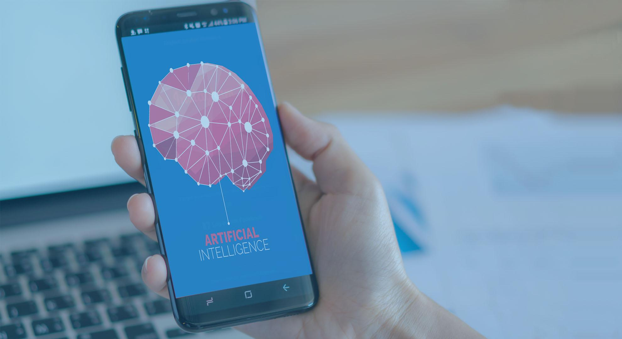 ai powered mobile apps