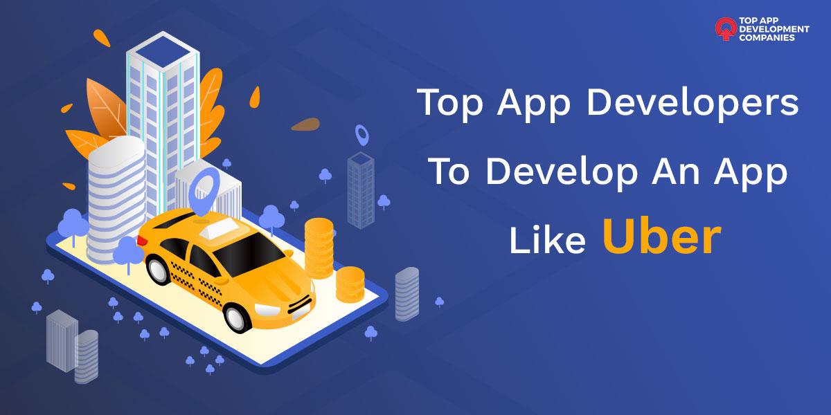 app like uber development