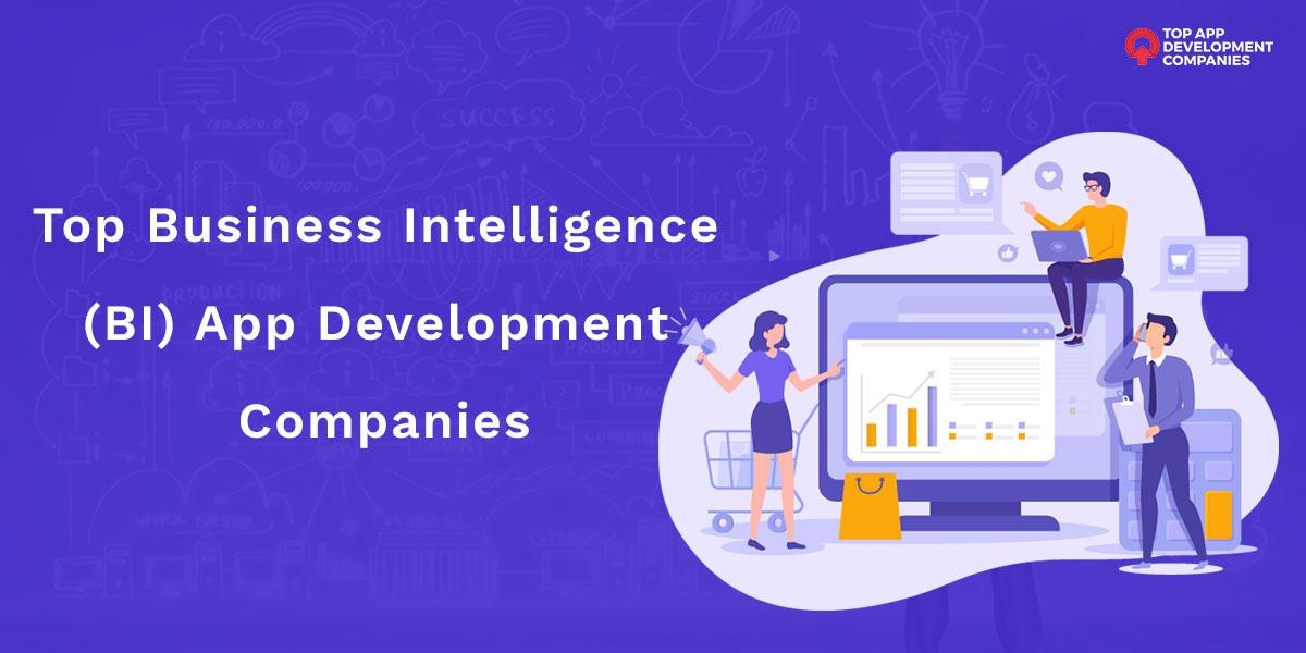 business intelligence app development