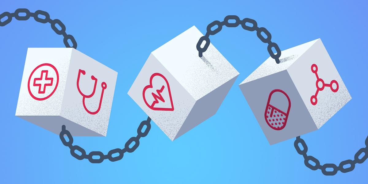 blockchain in medical