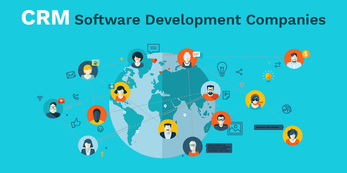 crm software development companies