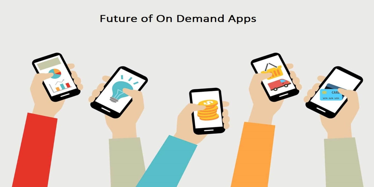 future of on demand apps