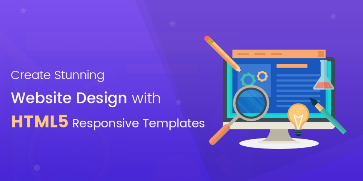 html 5 responsive templates
