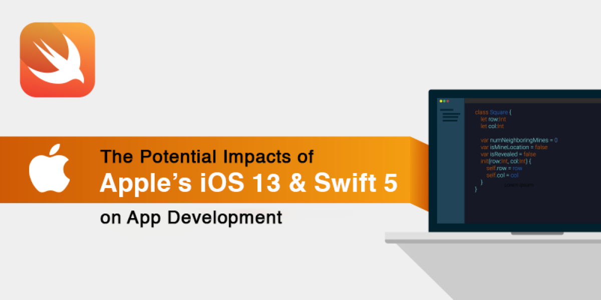 impacts of ios 13 and swift 5 on app development