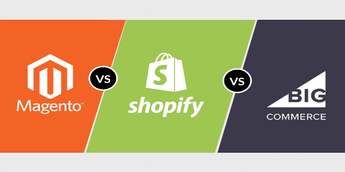 magento vs shopify vs bigcommerce