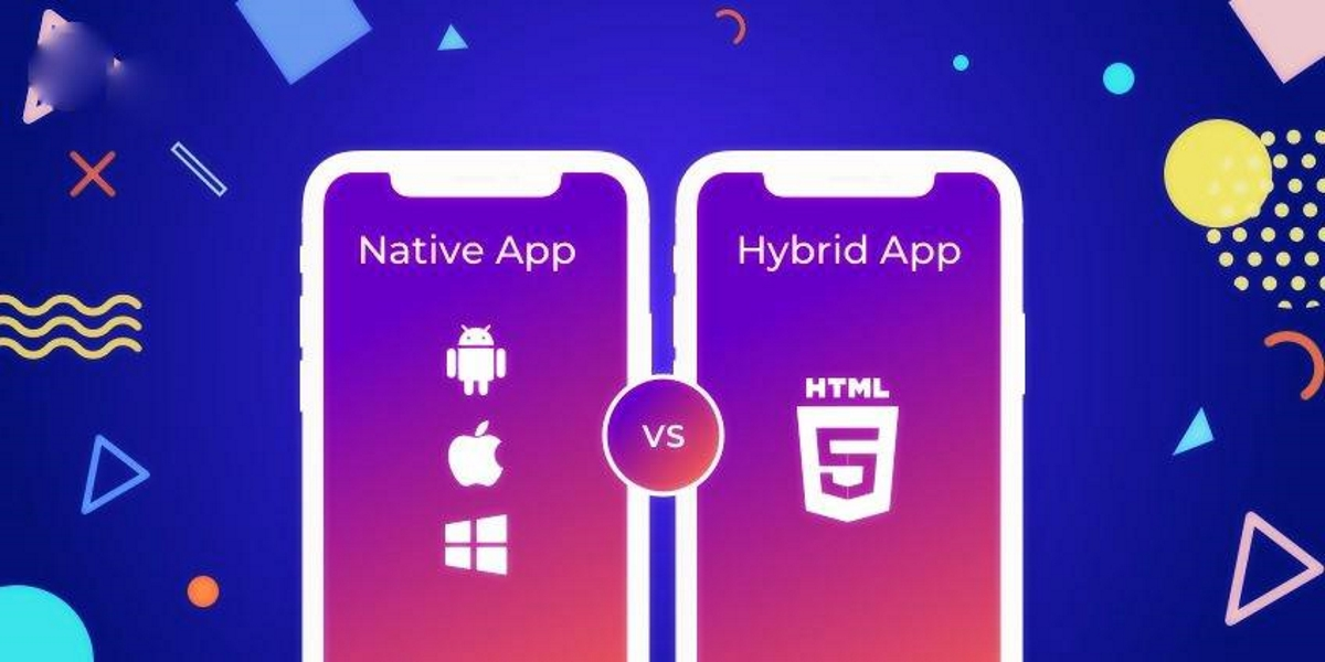 native or hybrid app