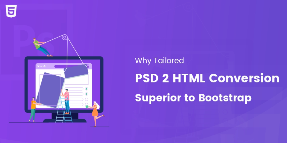psd to html