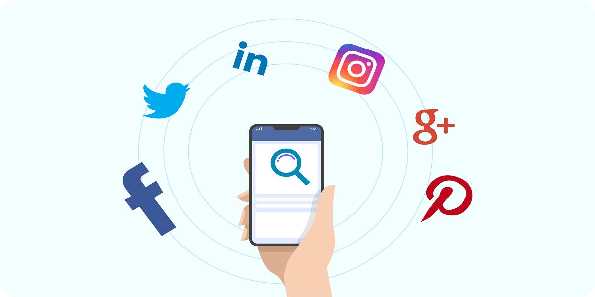 social media boost business