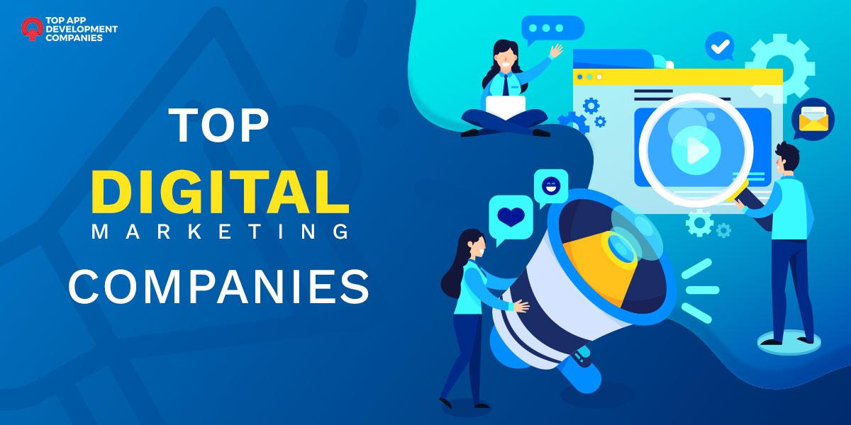 top digital marketing companies
