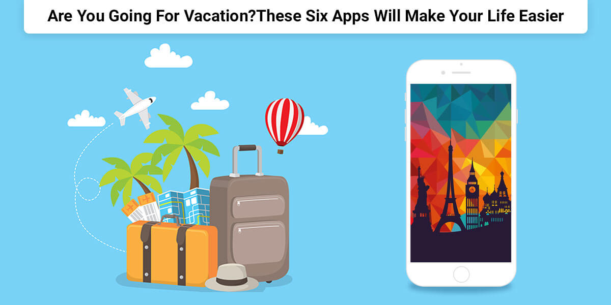 mobile apps for vacations