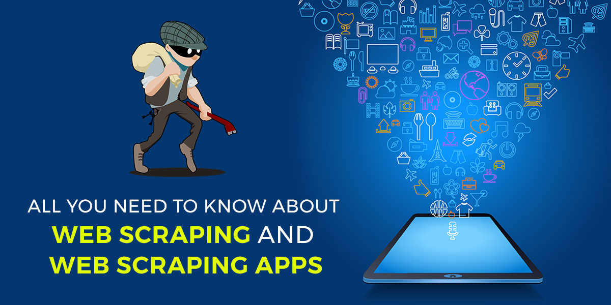 web scrapping apps
