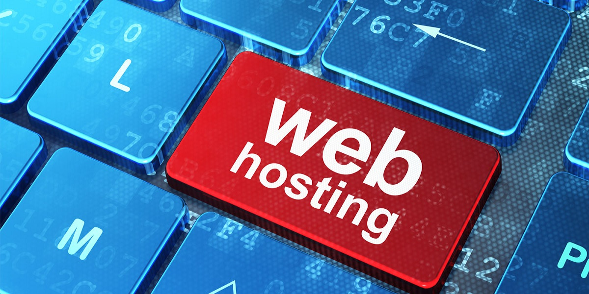 web hosting site