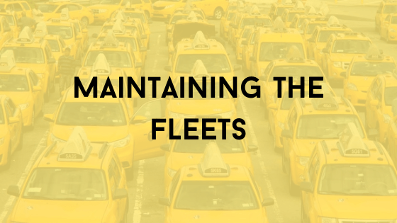 maintaining fleets